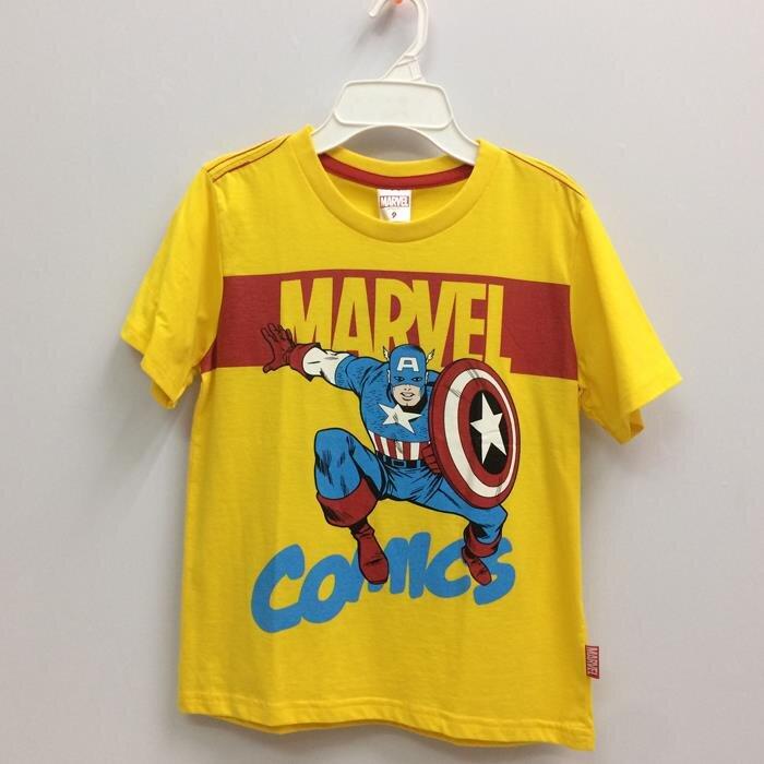 Áo bé trai Marvel Mcts-0027
