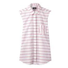Áo blouse nữ không tay có túi-TC2001008RE