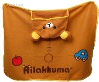 Áo choàng Rilakkuma