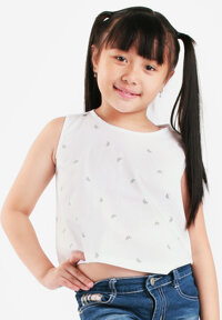 Áo croptop bé gái UGETHER UKID61