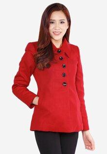 Áo khoác dạ thời trang The One Fashion AKL042DD
