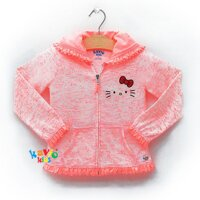 Áo Khoác Hello Kitty Bé Gái Kavio Kids GS21-N1