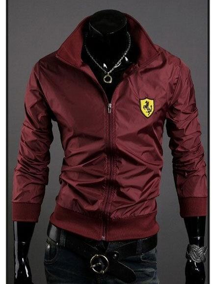 Áo khoác nam Ferrari