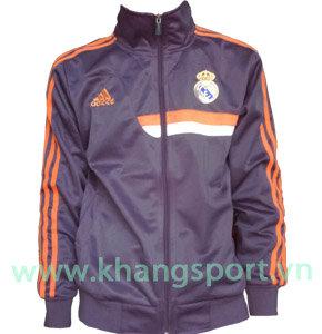 Áo khoác Real Madrid