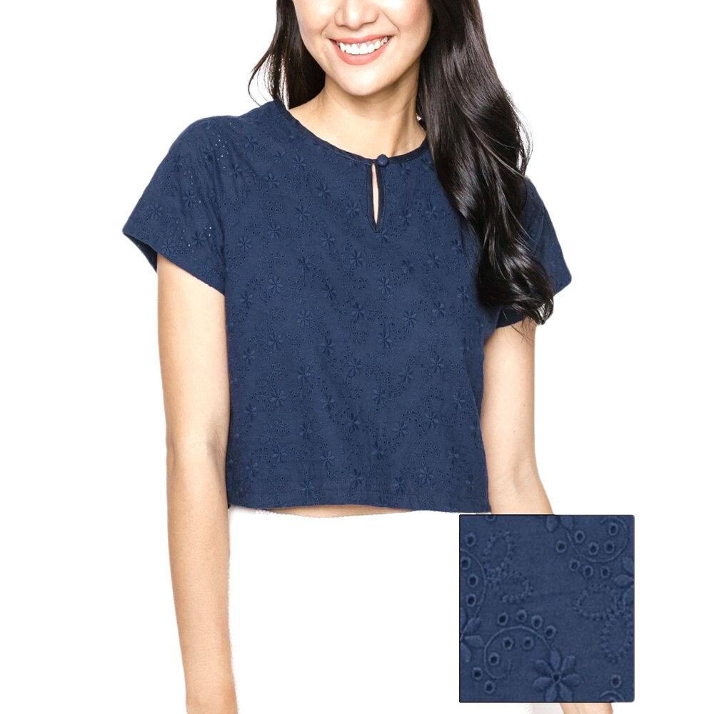 Áo kiểu nữ Mint Basic MBB11410NA