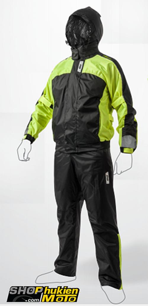 Áo mưa bộ Givi PRS01