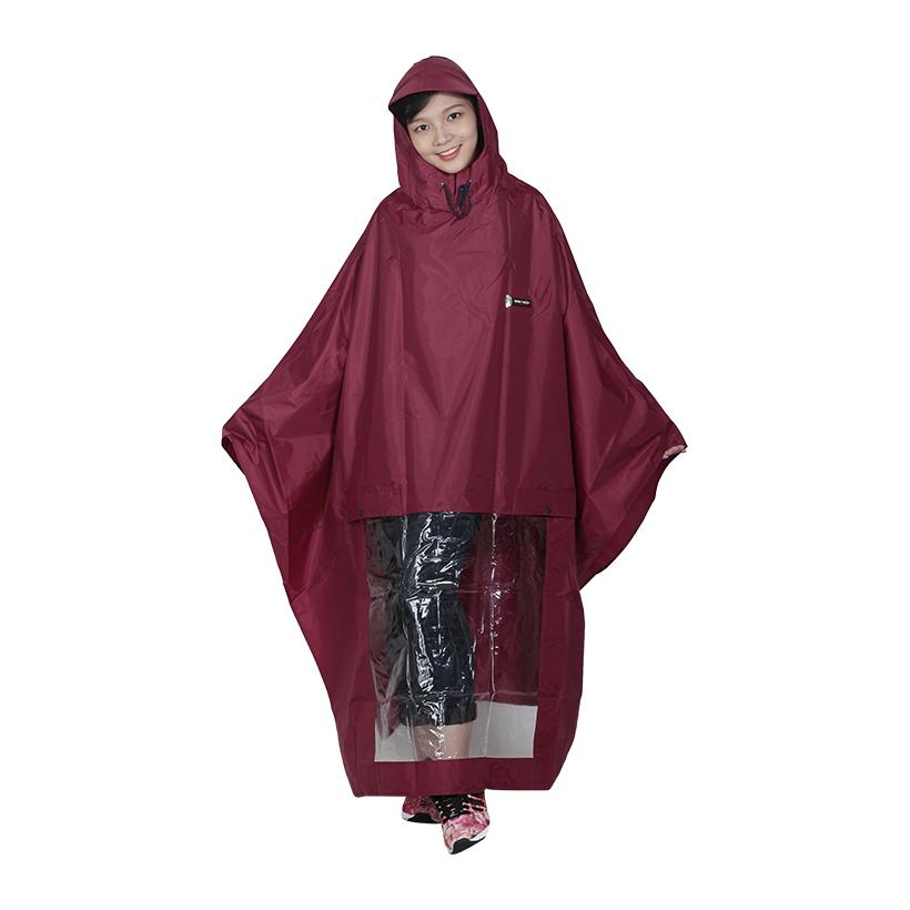 Áo mưa choàng 1 mũ Sơn Thủy S8A