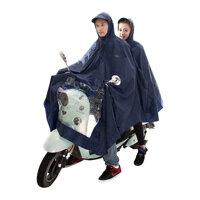 Áo mưa choàng 2 mũ  Sơn Thủy K82X