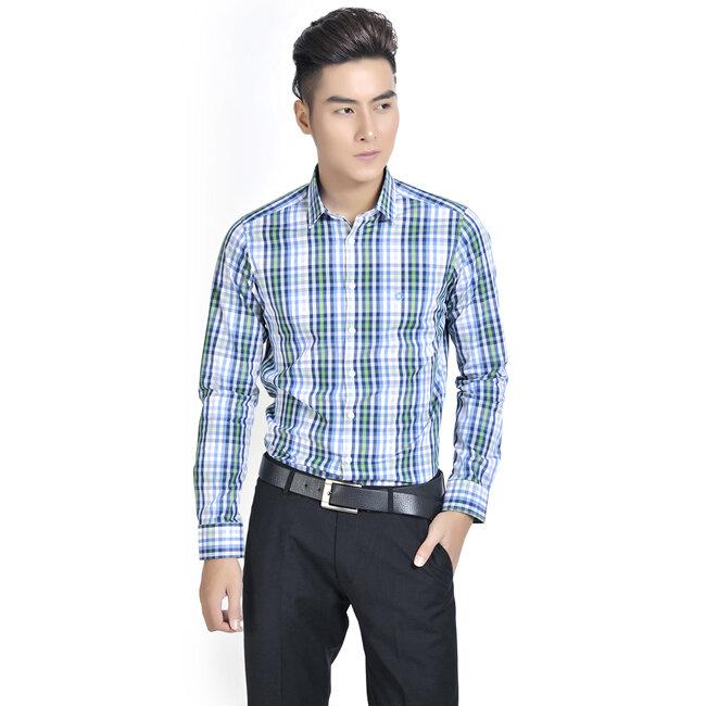 Áo Sơ Mi công sở nam  FONTO Menswear-SM026
