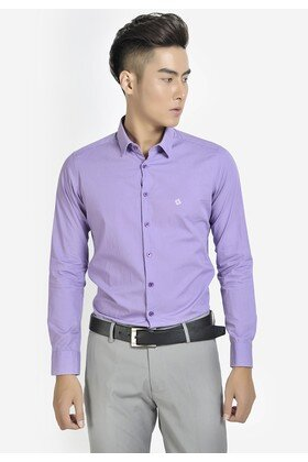Áo Sơ Mi Nam Công Sở Fonto Menswear SM072