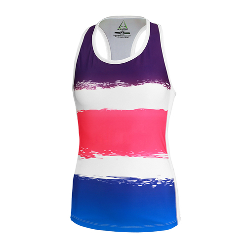 Áo thể thao nữ ALIEN ARMOUR Women's Cool X Color Me Run Sleeveless A066