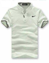 Áo thun Nike cổ trụ
