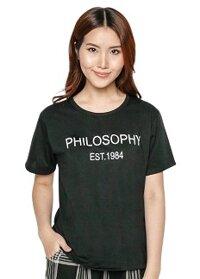 Áo Thun Nữ T&D Philosophy D86