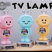 Đèn ngủ Robot TV