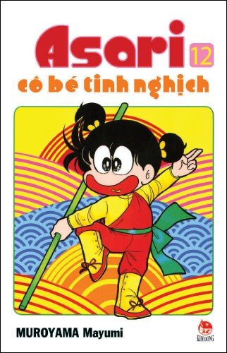 Asari - Cô bé tinh nghịch (T12) - Muroyama Mayumi