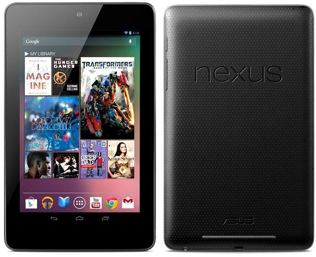 Asus Tablet NEXUS7 ME370TG (1WTYS- 1B031A)
