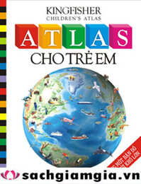 Atlas cho trẻ em - Kingfisher