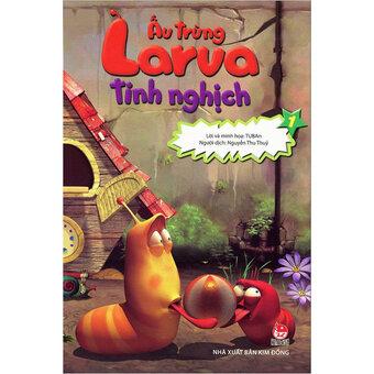 Ấu Trùng Larva Tinh Nghịch (Tập 1)