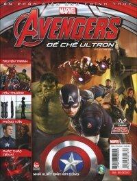 Avengers - Đế chế Ultron