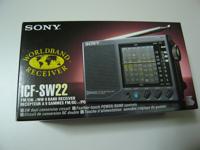 Đài Radio Sony ICF-SW22