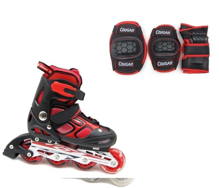 Giày trượt patin có đèn bánh xe