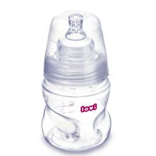 Bình sữa khử trùng cổ rộng Lovi Canpol 150ml