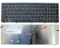 Bàn phím laptop Lenovo Z560