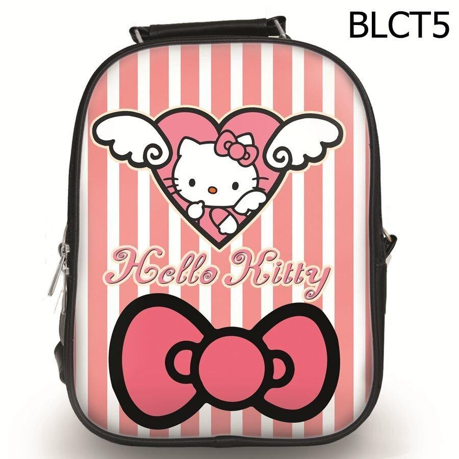 Ba lô in hình Hello Kitty cỡ nhỏ BLCT5