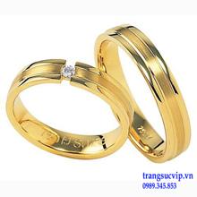 Nhẫn cưới NC006