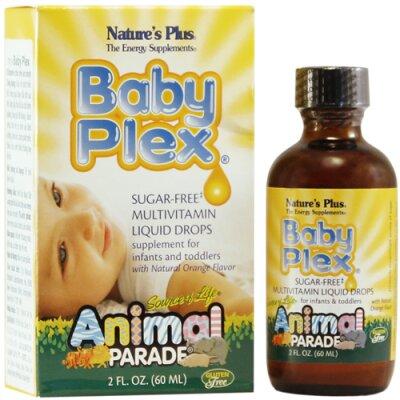 Baby Plex - Bổ sung Vitamin tổng hợp cho trẻ nhỏ