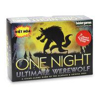 Bài Ma Sói phiên bản One Night Ultimate Werewolf
