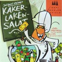 Bài nấu ăn salad - Kakerlakensalat
