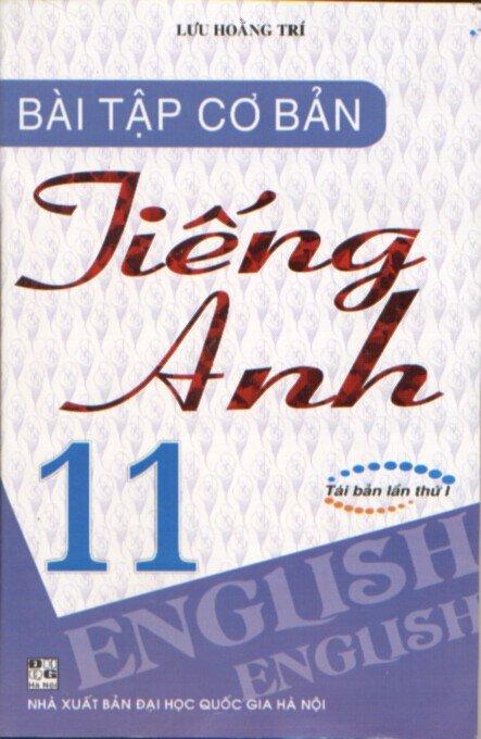Bài Tập cơ bản Tiếng Anh 11