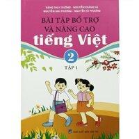 Bài Tập Nâng Cao Tiếng Việt 2 (Tập 1)