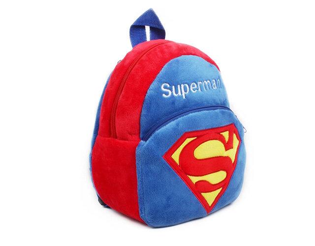 Balo hình siêu nhân Superman loại nhỏ BLO-033