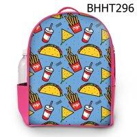 Balo hình thức ăn nhanh - BHHT296