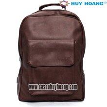 Balo Laptop Huy Hoàng màu nâu-HH6128