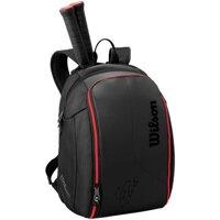Balo tennis Federer DNA Backpack Black/red WRZ832796