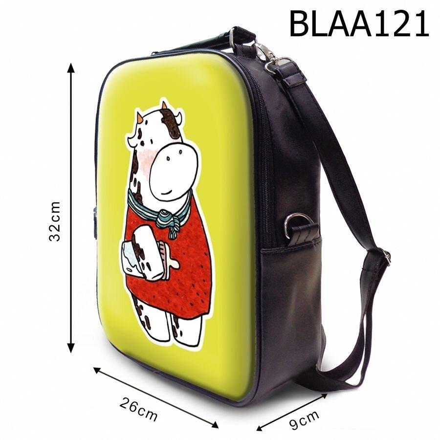 Balo trẻ em Bò Sữa Ôm Bình Sữa BLAA121