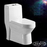 Bàn cầu 1 khối Zento BC18810