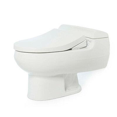 Bàn cầu một khối kèm nắp rửa Eco-washer TOTO MS436BE4