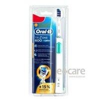 Bàn chải điện Oral-B Braun Trizone 600