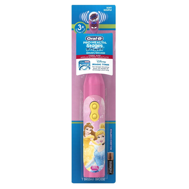 Bàn chải Pin Oral B Kids Toothbrush B008