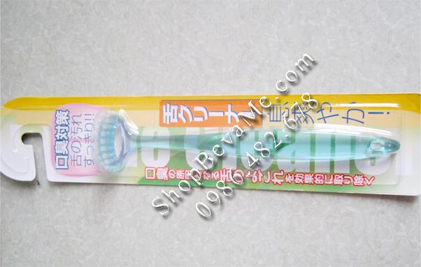 Bàn chải vệ sinh lưỡi hàng Nhật