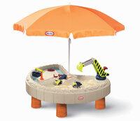 Bàn chơi cát và nước Đại Công Trường Little Tikes LT-401N10060