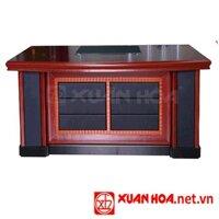 Bàn gỗ giám đốc Xuân Hòa BGD-11-00 PU