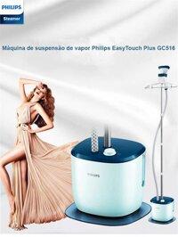 Bàn là - Bàn ủi hơi nước đứng Philips GC517