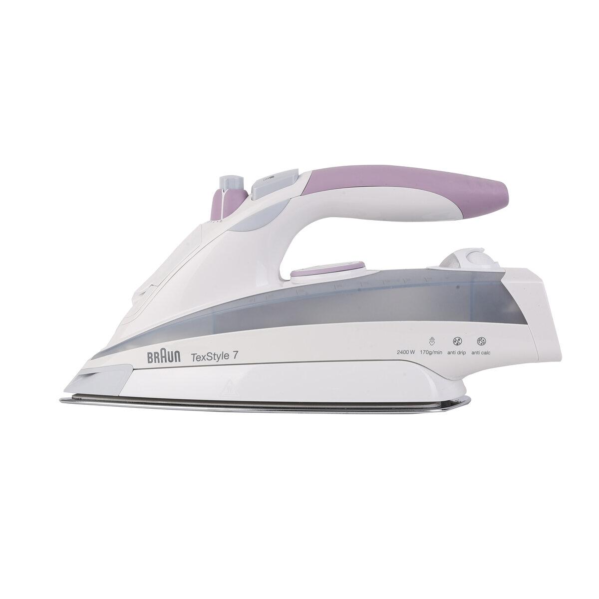 Bàn là hơi nước Braun TS755 - 2400W