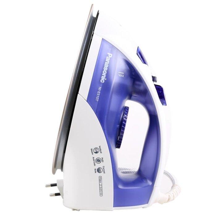 Bàn là hơi nước Panasonic NI-E510T (NI-E510TDRA)