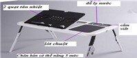 Bàn Laptop Đa Năng E - Table